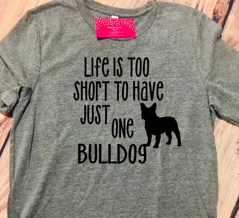 Life is Too Short- Short Sleeve- Pacific NW
