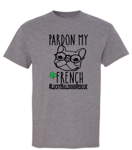 Pardon My French- Lucky