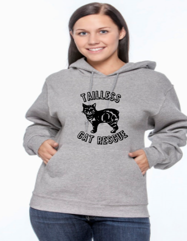 Tailless Cat Rescue Logo Items