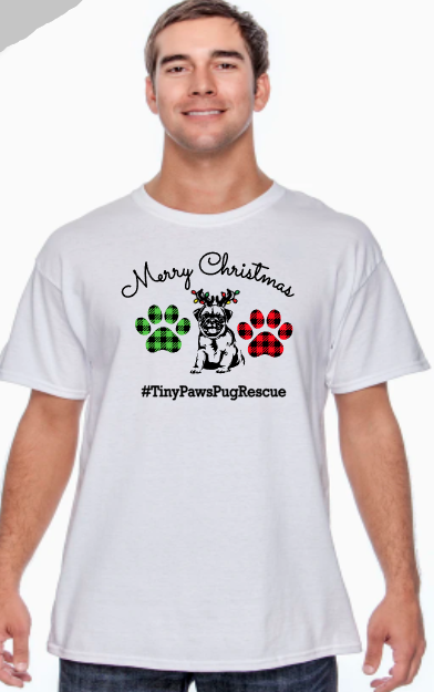 Christmas Paws- Tiny Paws