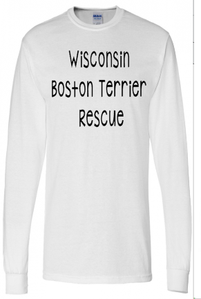 Wisconsin Boston Terrier Rescue Logo Special