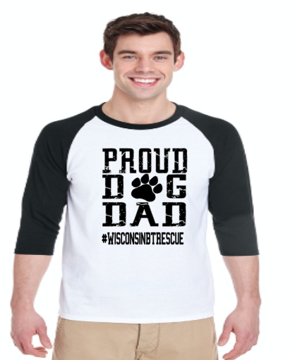 Proud Dog Dad- Wisconsin