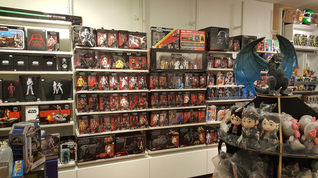 a9a55f17df25 We also have custom dioramas set up in the shop. Pictures don't do the store  justice but if you want to check out some pictures before your visit Click  Here