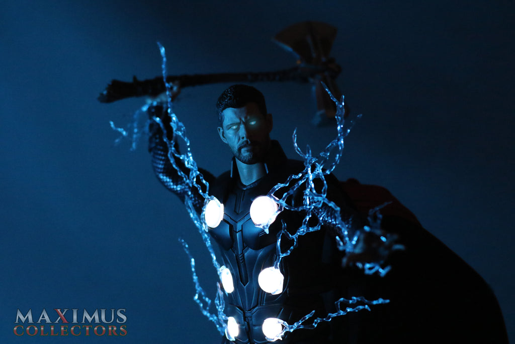 Maximus Collectors Hot Toys Thor Action Figure Photography