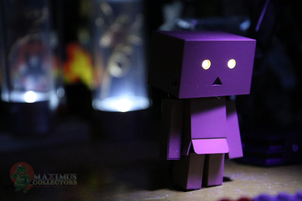 Maximus Collectors Toy Store Danboard Photography acba