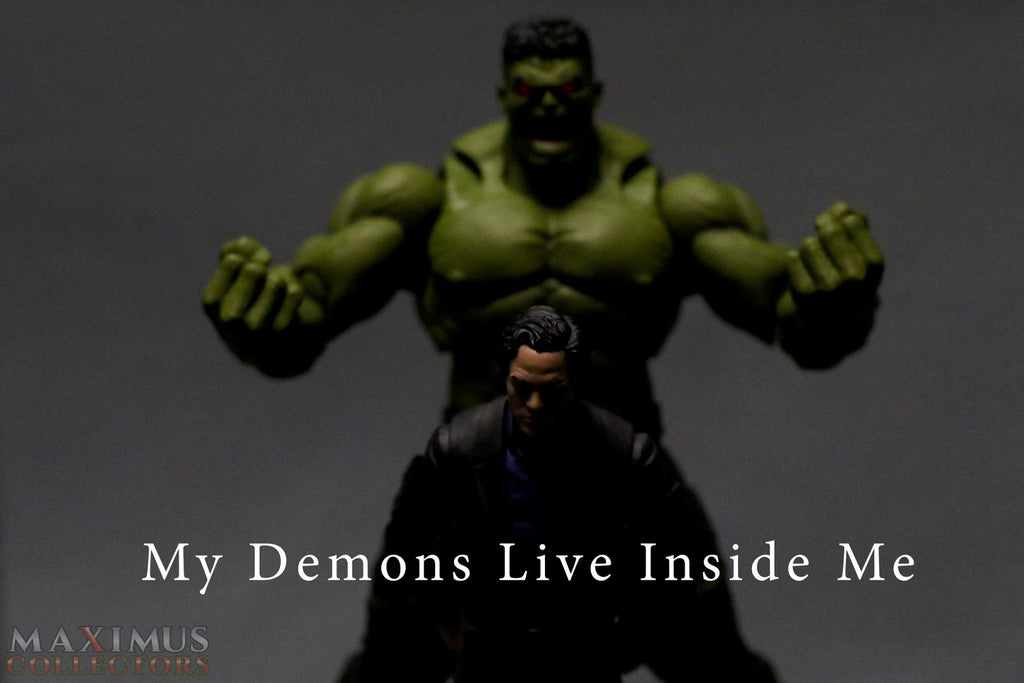 Maximus Collectors Hulk Banner Figuarts Marvel Legends Photography