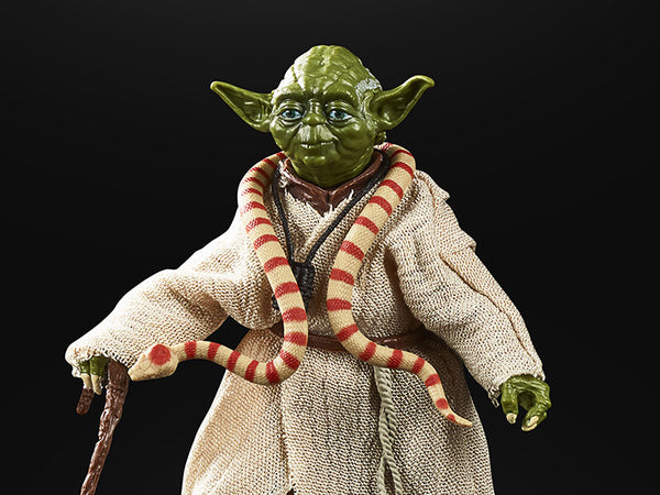 "Star Wars 40th Anniversary The Black Series 6"" Yoda (Empire Strikes Back)"