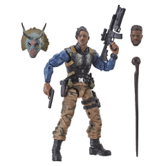 Black Panther Marvel Legends Erik Killmonger (M'Baku BAF) maximus collectors toys and gifts