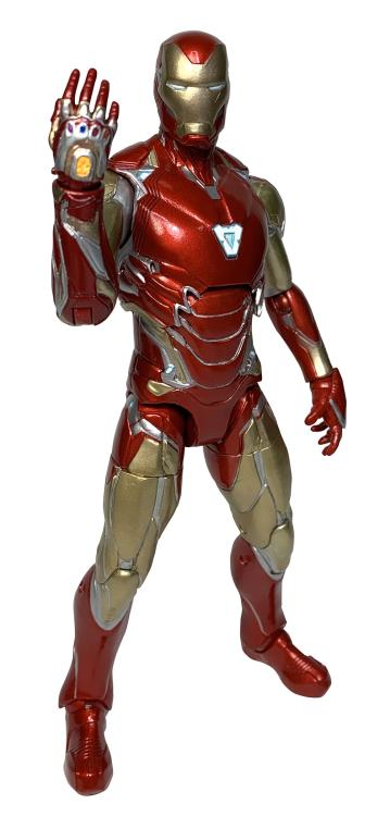 Marvel Select Avengers Endgame Iron Man Mark 85 Figure