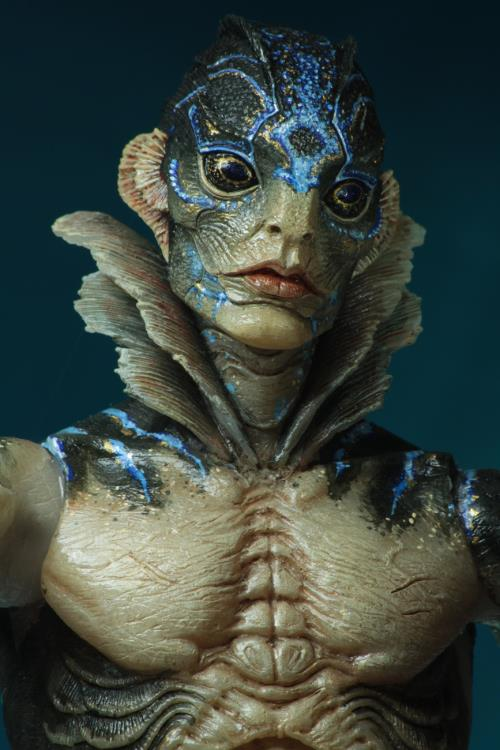 The Shape of Water Guillermo del Toro Signature Collection Amphibian Man-Maximus Collectors
