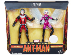 "The Astonishing Ant-Man Marvel Legends Ant-Man & Stinger Two-Pack Toys""R""Us Exclusive"