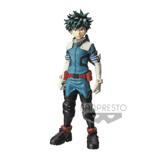 Banpresto My Hero Academia Grandista Izuku Midoriya maximus collectors toys and gifts