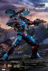 Avengers: Endgame MMS528D34 Iron Patriot 1/6th Scale Collectible Figure BY HOT TOYS Maximus Collectors toys and gifts