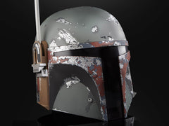Star Wars: The Black Series Boba Fett 1:1 Scale Wearable Helmet (Electronic) BY HASBRO-Maximus Collectors