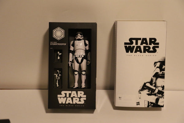 Star Wars Black Series SDCC Stormtrooper First Order Exclusive Action Figure NEW