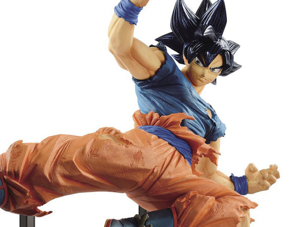 Dragon Ball Super Son Goku FES!! Stage 10 Ultra Instinct Goku BY BANPRESTO - maximus collectors toys and gift