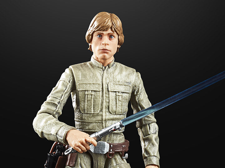 "Star Wars 40th Anniversary The Black Series 6"" Luke Skywalker (Bespin)"