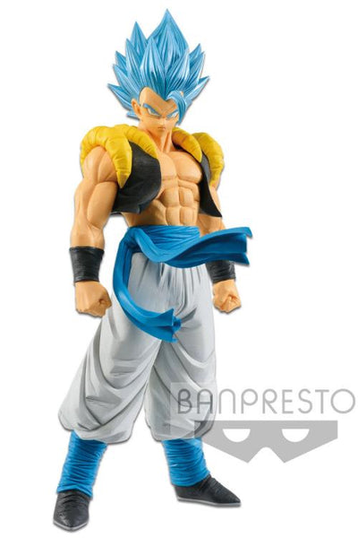Dragon Ball Super the Movie Grandista Resolution of Soldiers Gogeta Figure - Maximus Collectors Toys and Gifts
