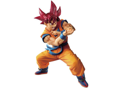 Dragon Ball Super Blood of Saiyans Super Saiyan God Goku (Special Ver. Vol.6) - Maximus Collectors