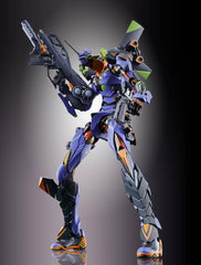 Evangelion Metal Build EVA-01 Test Type- maximus collectors toys and gifts
