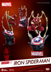 Avengers: Infinity War D-Select DS-015 Iron Spider PX Previews Exclusive Statue