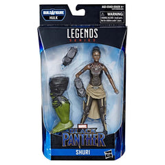 Hasbro Black Panther Marvel Legends Shuri (Hulk BAF)