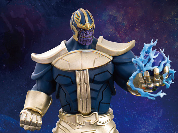 Avengers: Infinity War D-Select DS-014 Thanos PX Previews Exclusive Statue maximus collectors toys and gifts