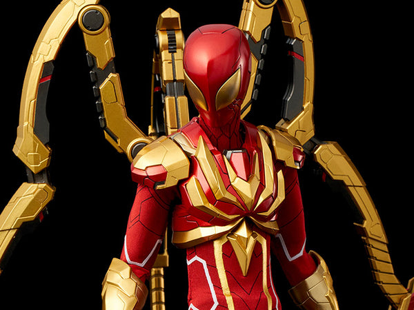 Marvel RE:EDIT Iron Spider 1/6 Scale Figure-Maximus Collectors