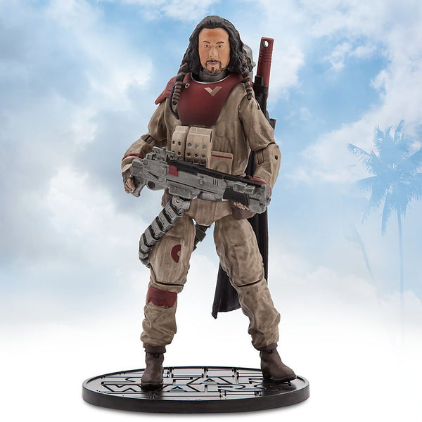 Star Wars Baze Malbus Elite Series Die Cast Action Figure - 6 1/2 Inch - Rogue One: A Star Wars Story - Maximus Collectors Toys & Gifts