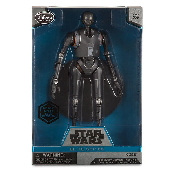 Star Wars K-2SO Elite Series Die Cast Action Figure - 6 1/2 Inch - Rogue One: A Star Wars Story - Maximus Collectors Toys & Gifts