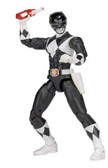 "Mighty Morphin Power Rangers Legacy 6"" Black Ranger Legacy Series-Maximus Collectors"