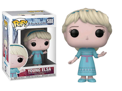 Funko Pop! Disney: Frozen II - Young Elsa