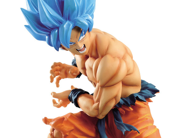 Dragon Ball Super: Broly Tag Fighters Goku (Kamehameha) BY BANPRESTO- maximus collectors toys and gifts