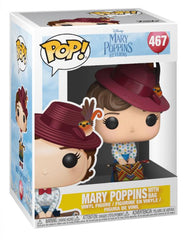 Pop! Movie: Mary Poppins Returns - Mary Poppins (With Bag) BY FUNKO