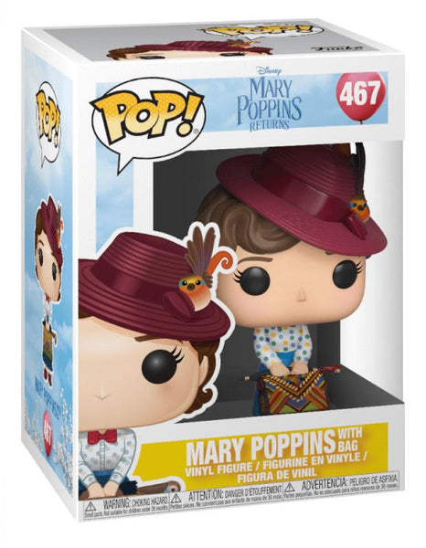 Pop! Movie: Mary Poppins Returns - Mary Poppins (With Bag) BY FUNKO-Maximus Collectors