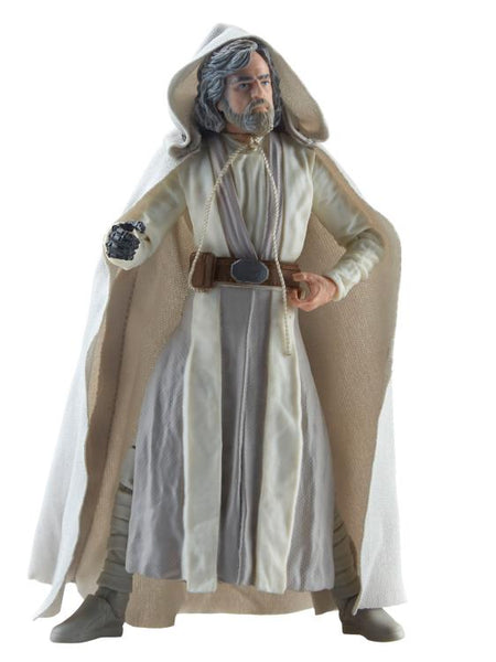 "Star Wars: The Black Series 6"" Luke Skywalker Jedi Master (The Last Jedi)-Maximus Collectors"