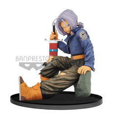 Dragon Ball Z World Figure Colosseum 2 Vol.8 Trunks BY BANPRESTO