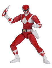 "Mighty Morphin Power Rangers Legacy 6"" Red Ranger-Maximus Collectors"