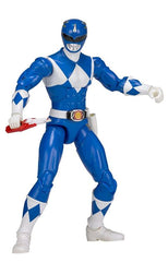 "Mighty Morphin Power Rangers Legacy 6"" Blue Ranger-Maximus Collectors"