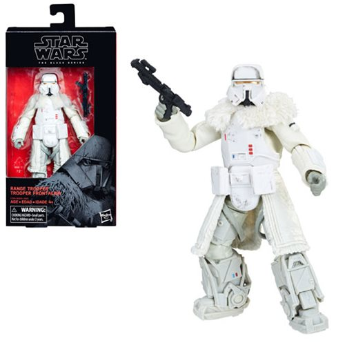 Star Wars Black Series Han Solo Movie - Ranger Trooper 6 inch figure - Maximus Collectors Toys & Gifts