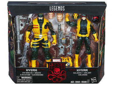 "Marvel Legends Hydra Soldier Two-Pack Toys""R""Us Exclusive - Maximus Collectors Toys & Gifts"