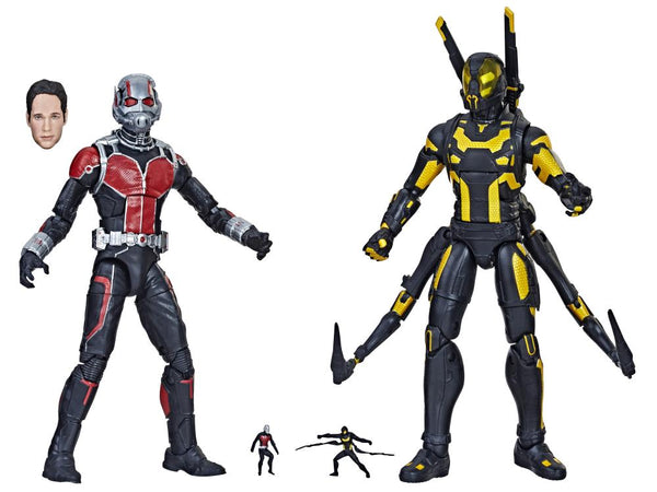 Marvel Studios: The First Ten Years Marvel Legends Ant-Man & Yellowjacket Two-Pack-Maximus Collectors