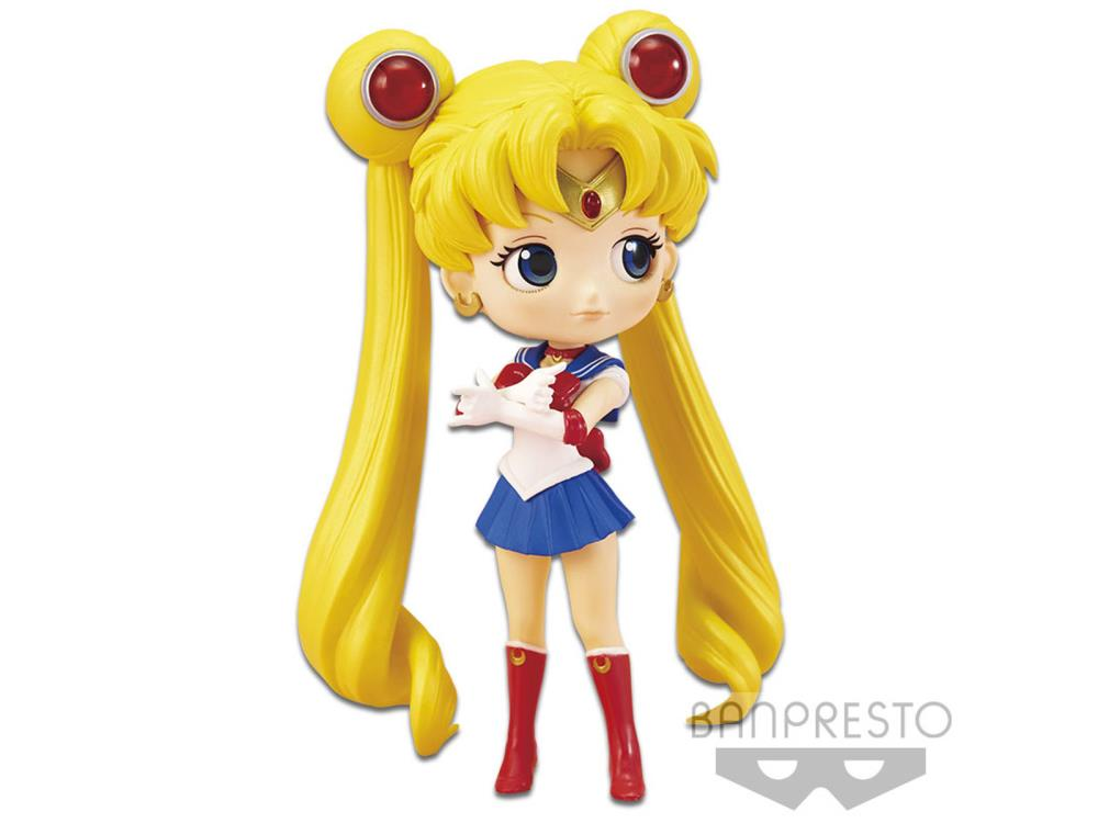 Sailor Moon Q Posket Sailor Moon-Maximus Collectors