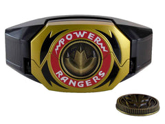 Mighty Morphin Power Rangers Legacy Green & White Ranger Morpher
