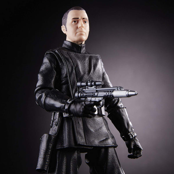 "Star Wars 40th Anniversary The Black Series 6"" Death Squad Commander-Maximus Collectors"