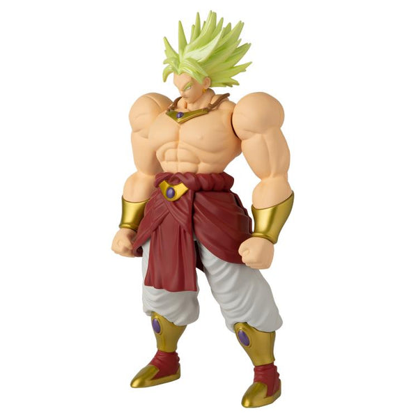 "Bandai America Dragon Ball Super Limit Breaker 13"" Wave 1 Set of 2 Figures: Broly"