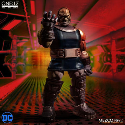 Mezco One:12 Collective Darkseid Poly-stone Action Figure-Maximus Collectors