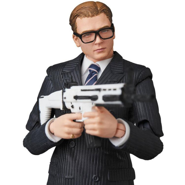"Kingsman: The Secret Service MAFEX No.072 Gary ""Eggsy"" Unwin BY MEDICOM TOY-Maximus Collectors"