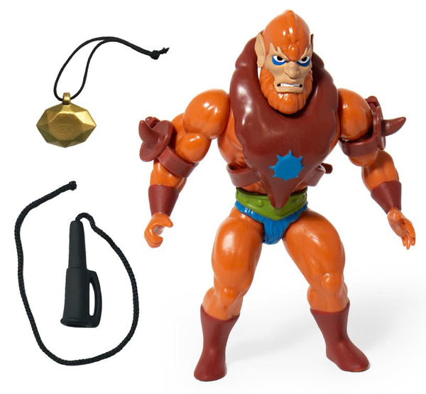 SUPER7 Masters of the Universe Vintage Beast Man-Maximus Collectors