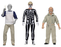 The Karate Kid Set of 3 Action Figures PREORDER
